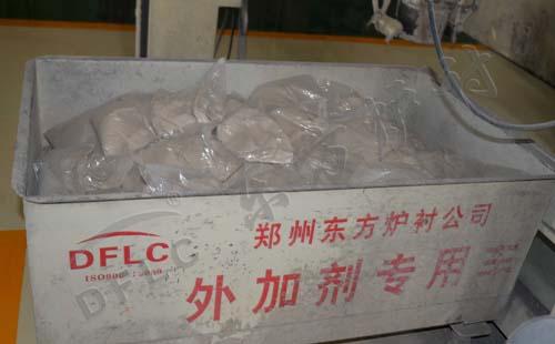 水泥窑耐火浇注料标准外加剂不清楚就白用了