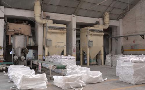 专门生产回转窑陶瓷纤维浇注料的厂家真不多 东方炉衬算一个