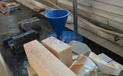 黏土和高铝质耐火浇注料的区别